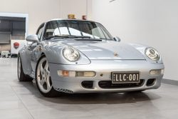 1995 Porsche 911 Turbo (4wd)