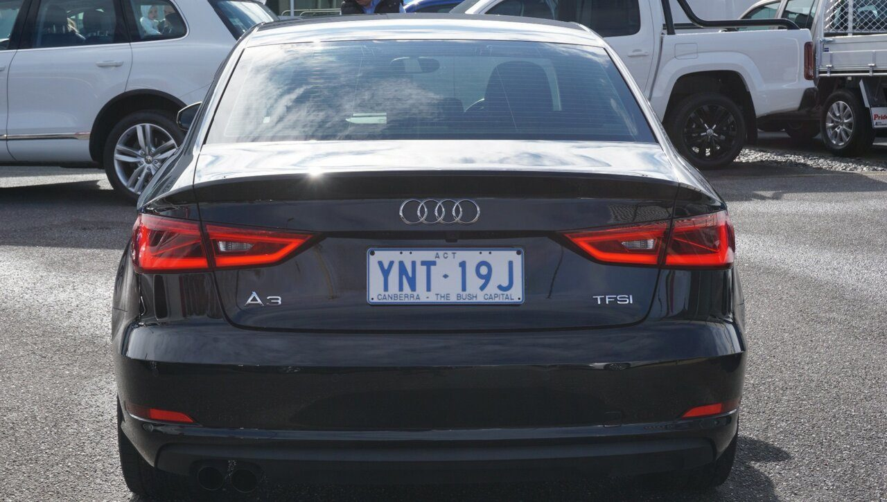 2015 Audi A3 Attraction S Tronic 8V MY15