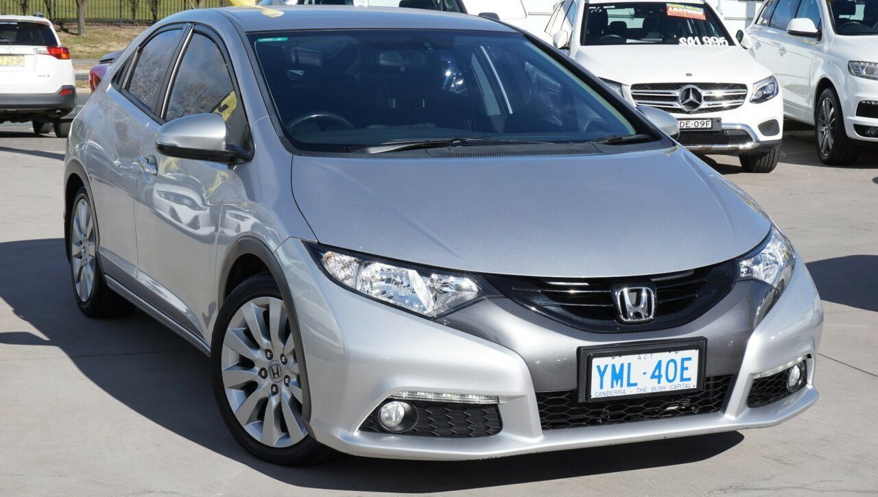 2013 Honda Civic DTI-S 9th Gen MY13