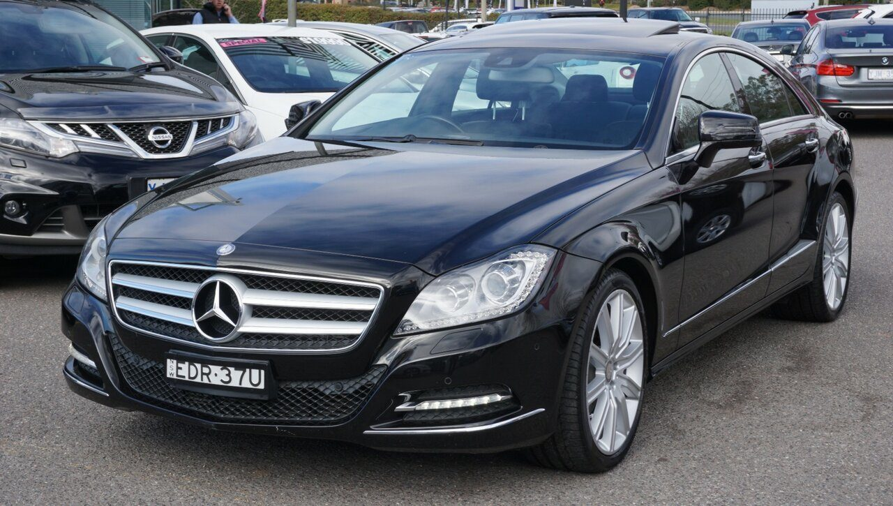 2013 Mercedes-Benz CLS-Class CLS250 CDI Coupe 7G-Tronic + C218 MY13.5