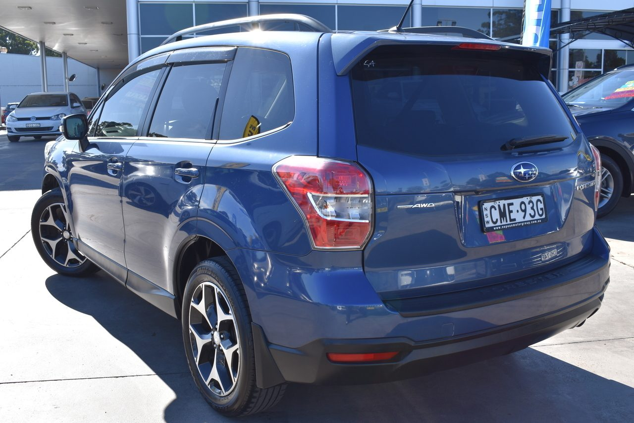 2012 Subaru Forester 2.5i-S Lineartronic AWD S4 MY13