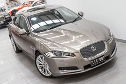2011 Jaguar Xf 3.0 V6 Luxury My12