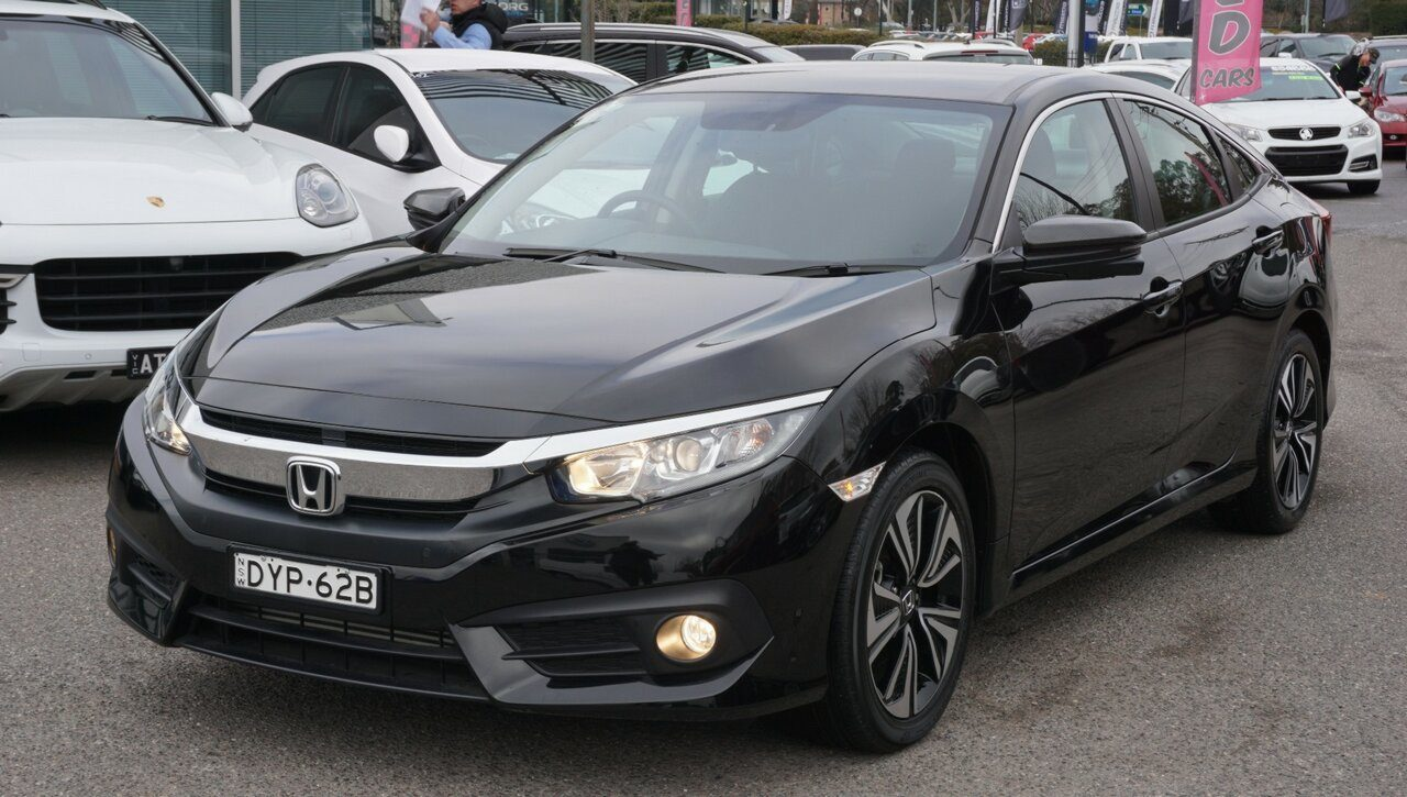2018 Honda Civic VTi-L 10th Gen MY18