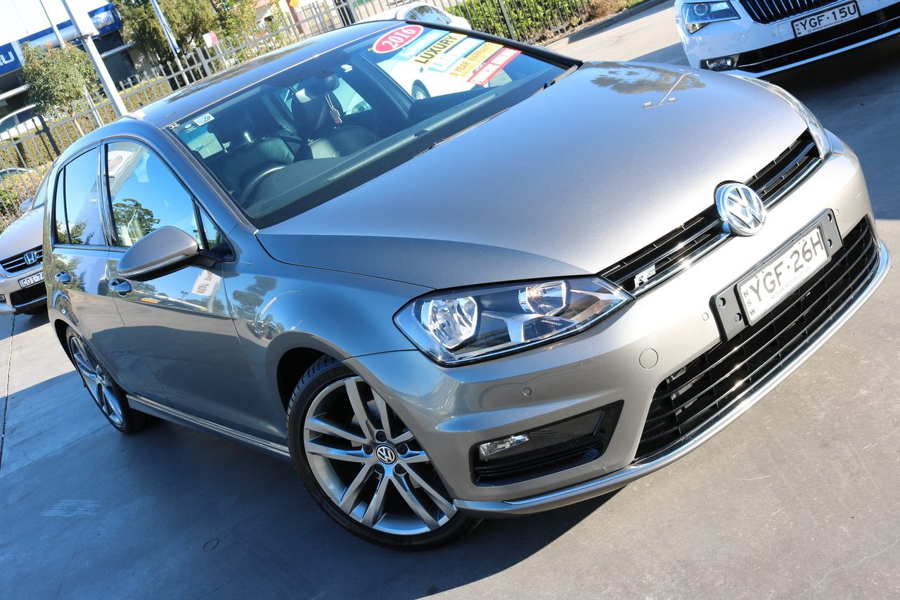 2016 Volkswagen Golf 110TSI DSG Highline VII MY16