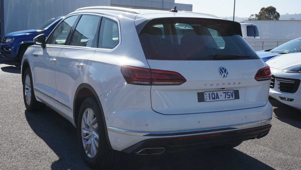2019 Volkswagen Touareg 190TDI Tiptronic 4MOTION CR MY20