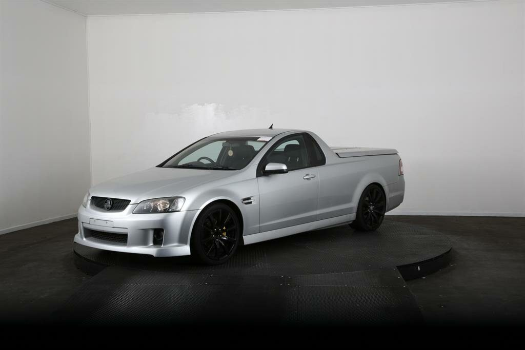2010 Holden Commodore SV6 VE MY10
