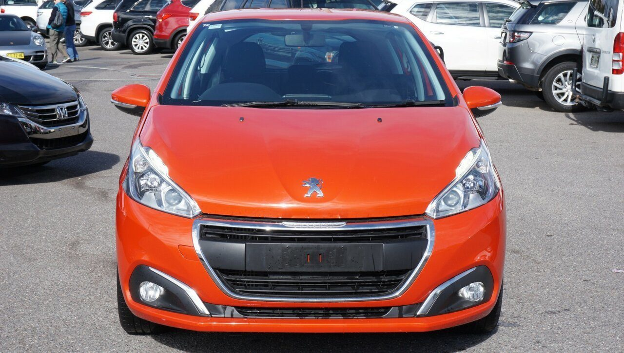 2015 Peugeot 208 Active A9 MY15