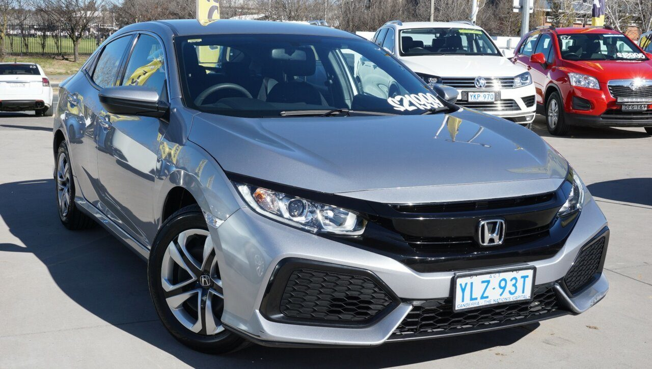 2017 Honda Civic VTi 10th Gen MY17
