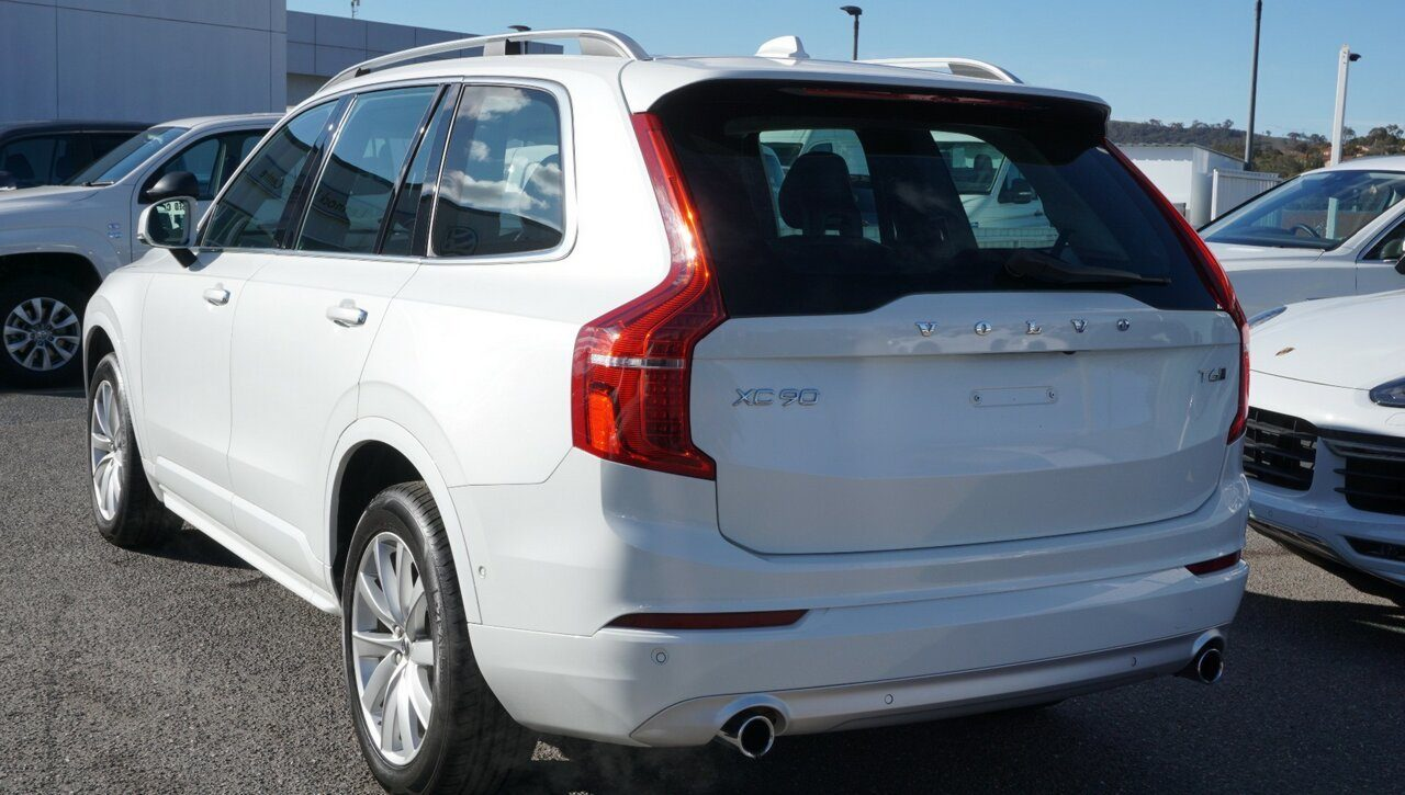 2016 Volvo XC90 T6 Geartronic AWD Momentum L Series MY16