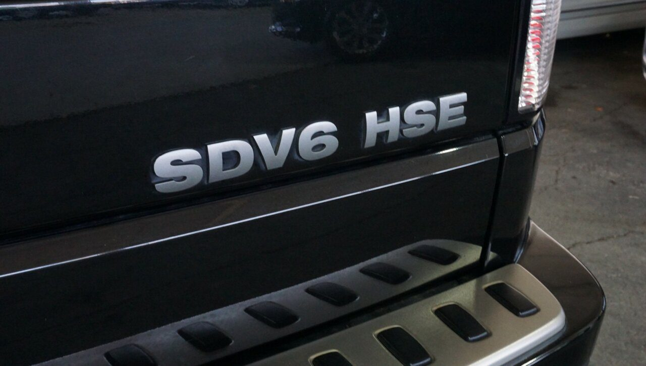 2012 Land Rover Discovery 4 SDV6 CommandShift SE Series 4 MY12