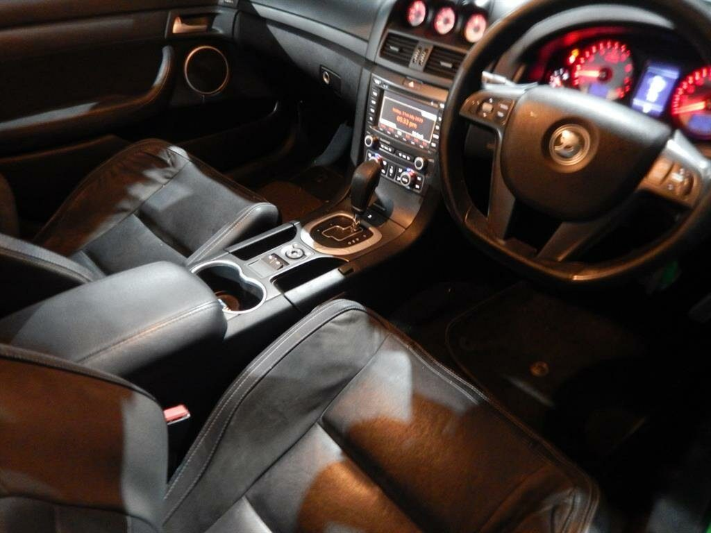 2008 Holden Special Vehicles Maloo R8 E Series MY08 Upgrade