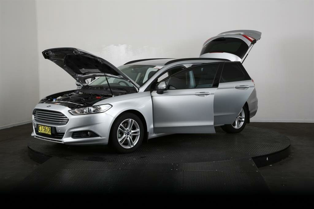 2016 Ford Mondeo Ambiente TDCi MD