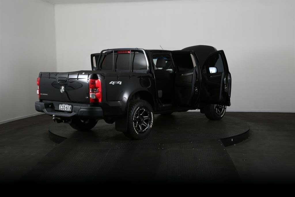 2014 Holden Colorado LX (4x4) RG MY14
