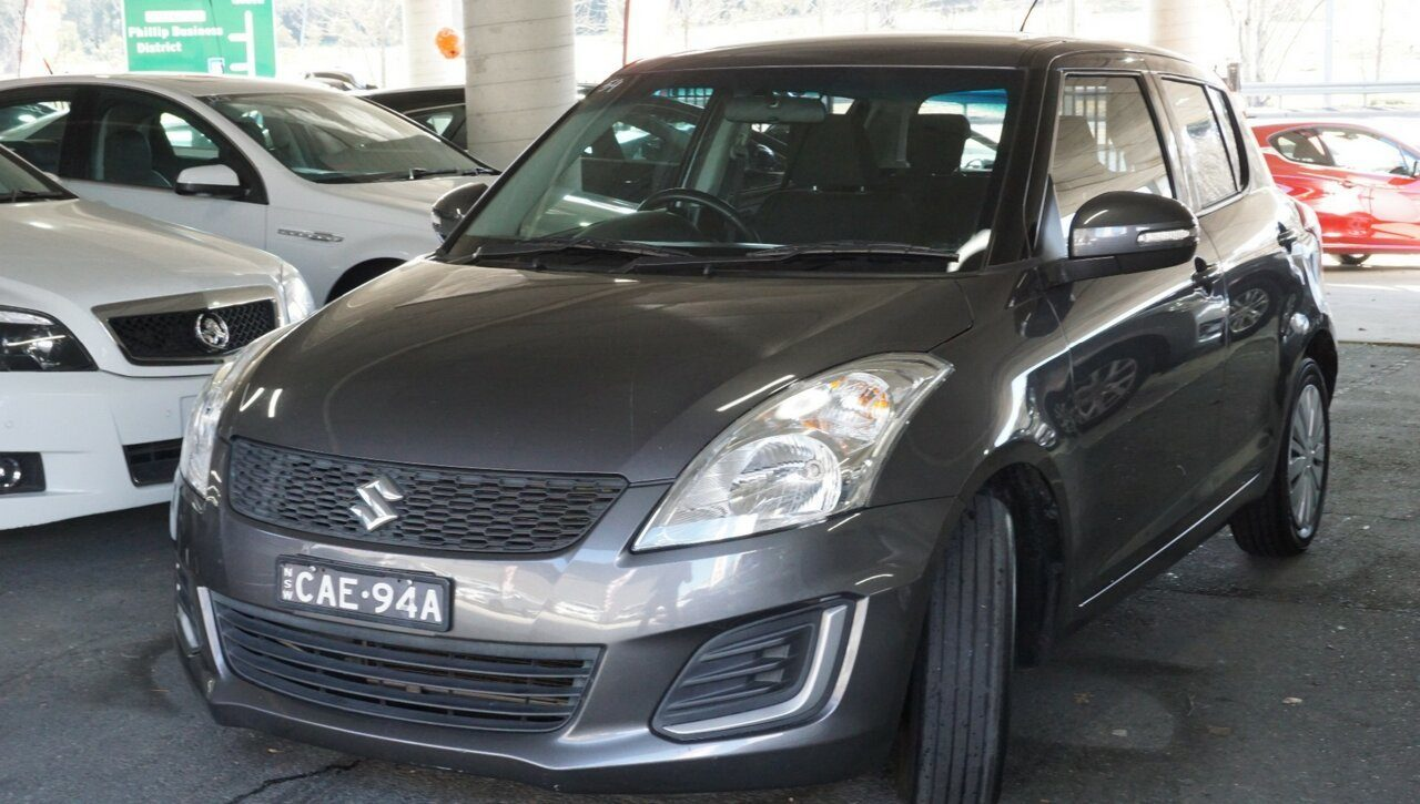 2015 Suzuki Swift GL FZ MY15