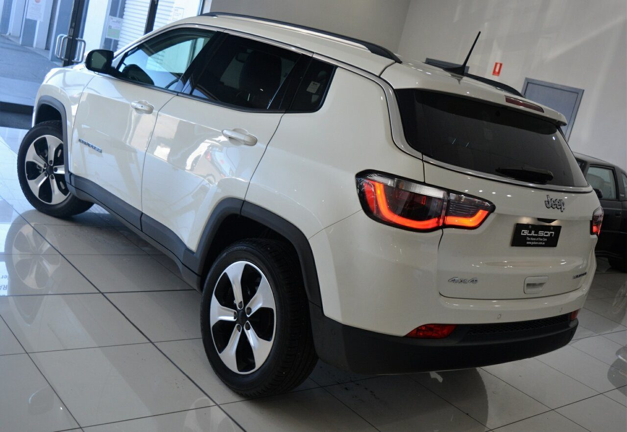 2018 Jeep Compass Limited M6 MY18