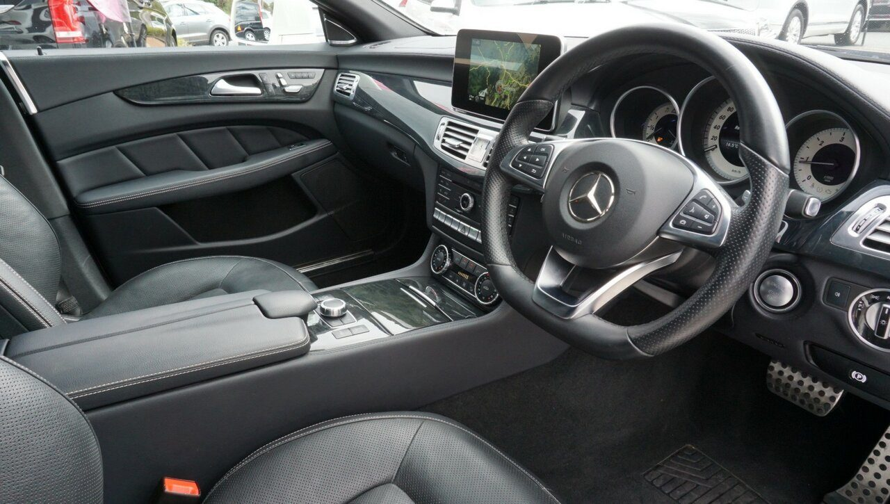 2015 Mercedes-Benz CLS-Class CLS250 CDI Shooting Brake 7G-Tronic + X218