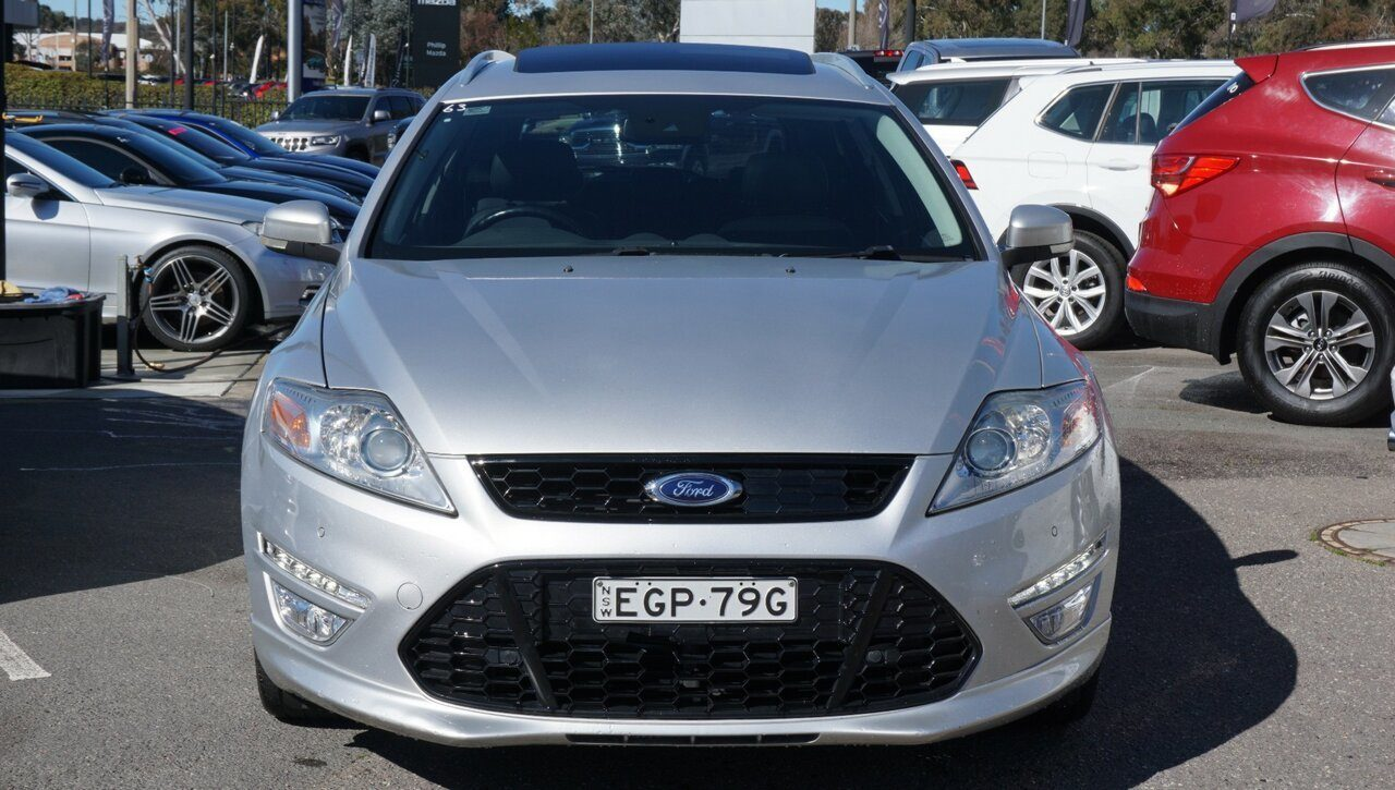 2012 Ford Mondeo Zetec TDCi MC