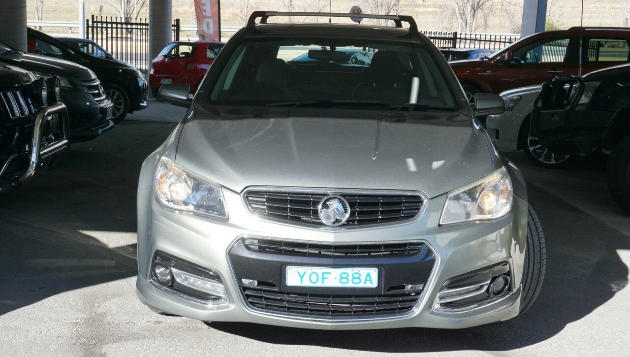 2014 Holden Commodore SV6 Sportwagon VF MY14
