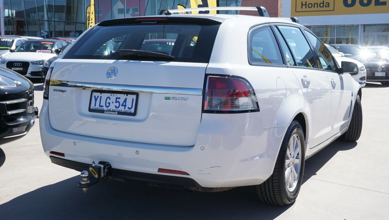 2014 Holden Commodore Evoke Sportwagon VF MY14