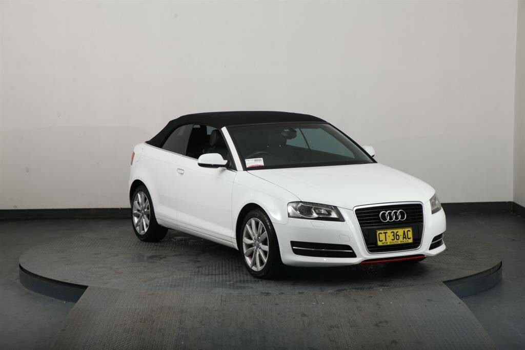 2012 Audi A3 1.8 TFSI Attraction 8P MY12