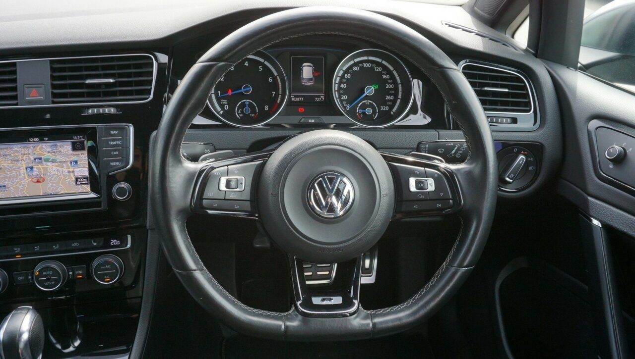 2014 Volkswagen Golf R DSG 4MOTION VII MY14