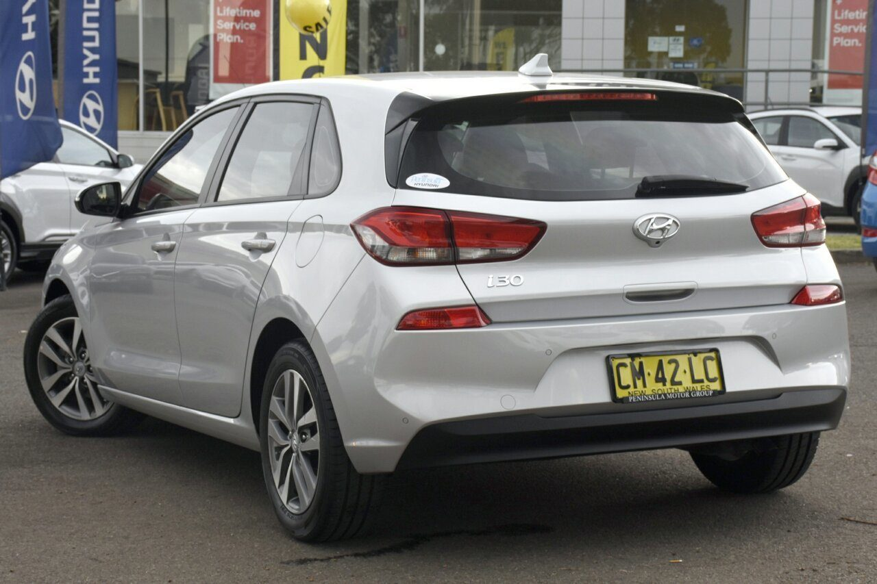 2017 Hyundai i30 Active PD MY18