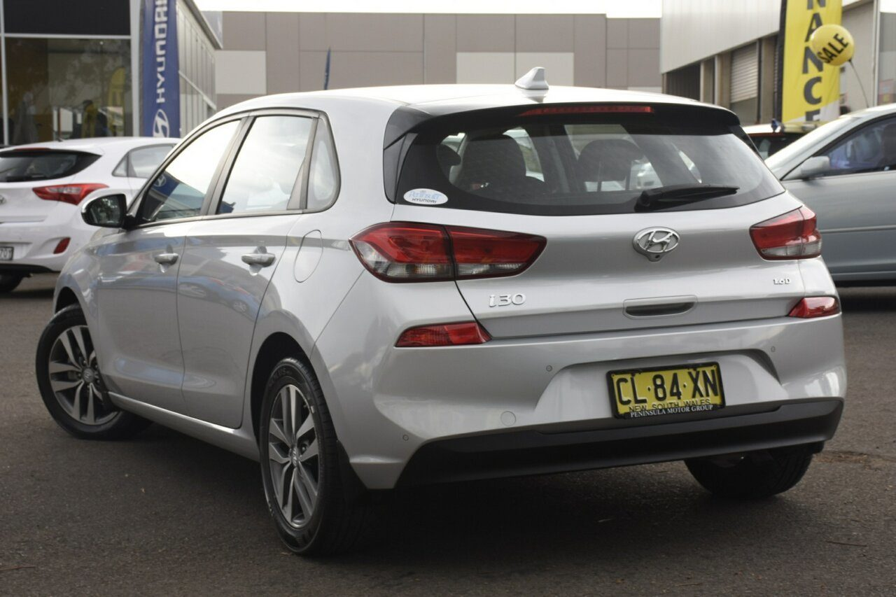 2017 Hyundai i30 Active D-CT PD MY18