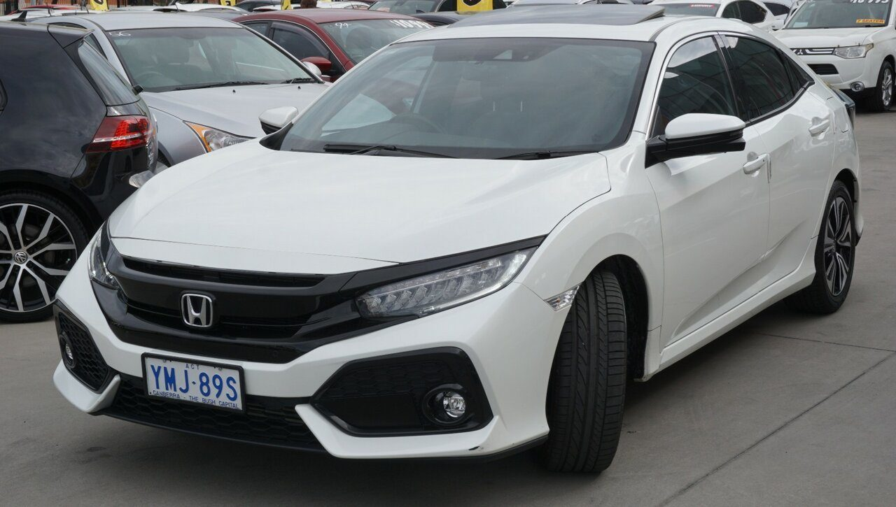 2017 Honda Civic VTi-LX 10th Gen MY17