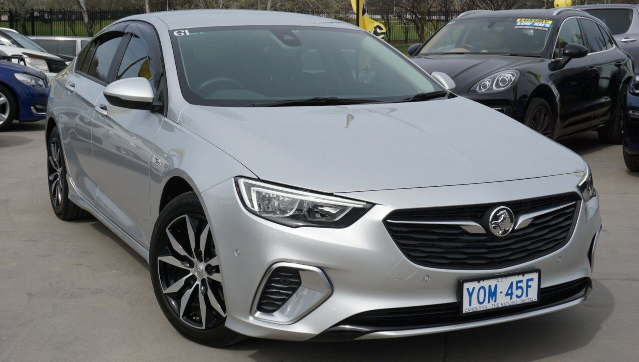 2018 Holden Commodore RS Liftback ZB MY18