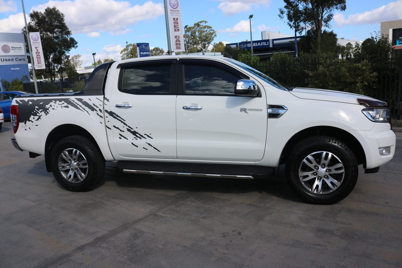 2015 Ford Ranger XLT Double Cab PX MkII