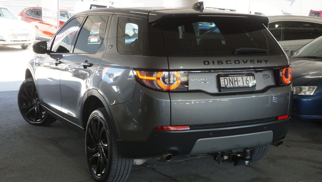 2017 Land Rover Discovery Sport TD4 180 HSE L550 17MY