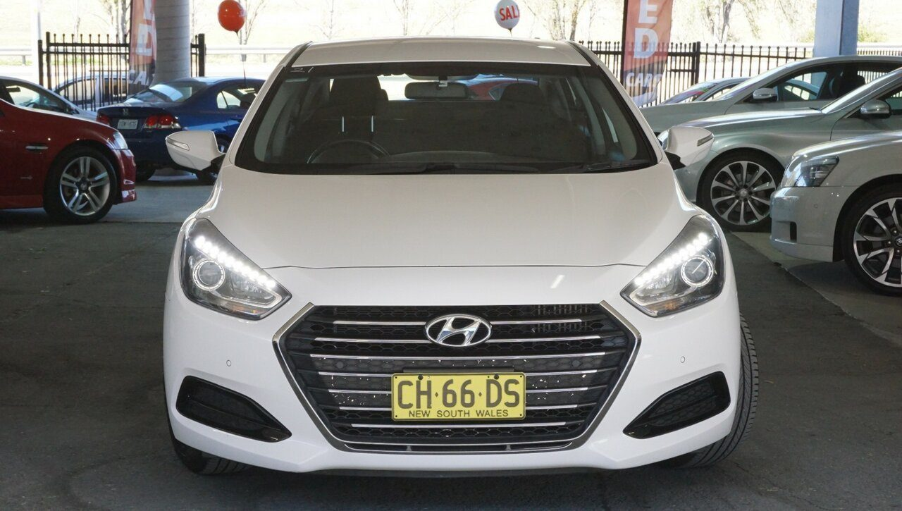 2016 Hyundai i40 Active D-CT VF4 Series II