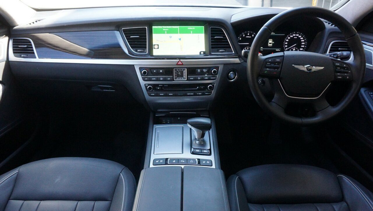 2017 Genesis G80 3.8 Ultimate DH MY18