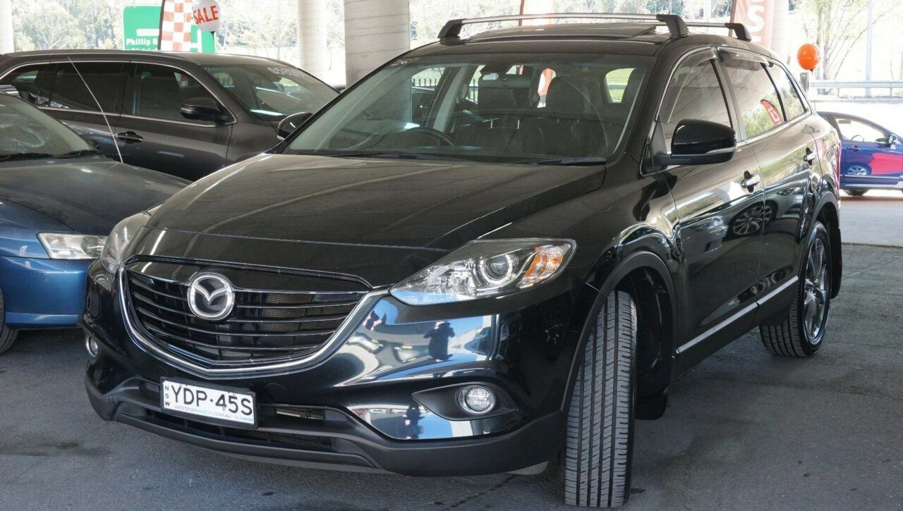 2015 Mazda CX-9 Luxury Activematic TB10A5