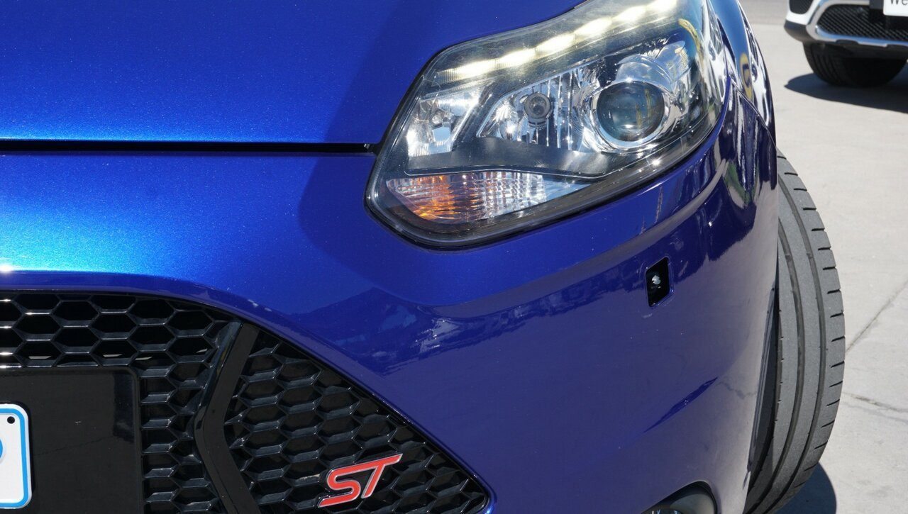 2013 Ford Focus ST LW MkII