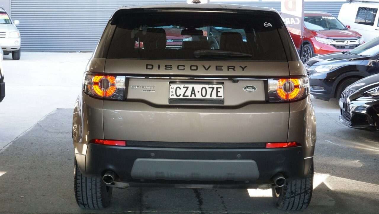 2015 Land Rover Discovery Sport Td4 SE L550 15MY