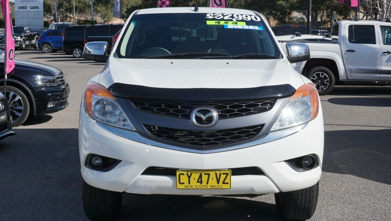 2014 Mazda BT-50 XTR UP0YF1