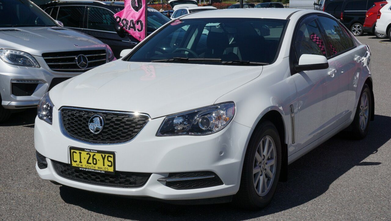 2016 Holden Commodore Evoke VF II MY16