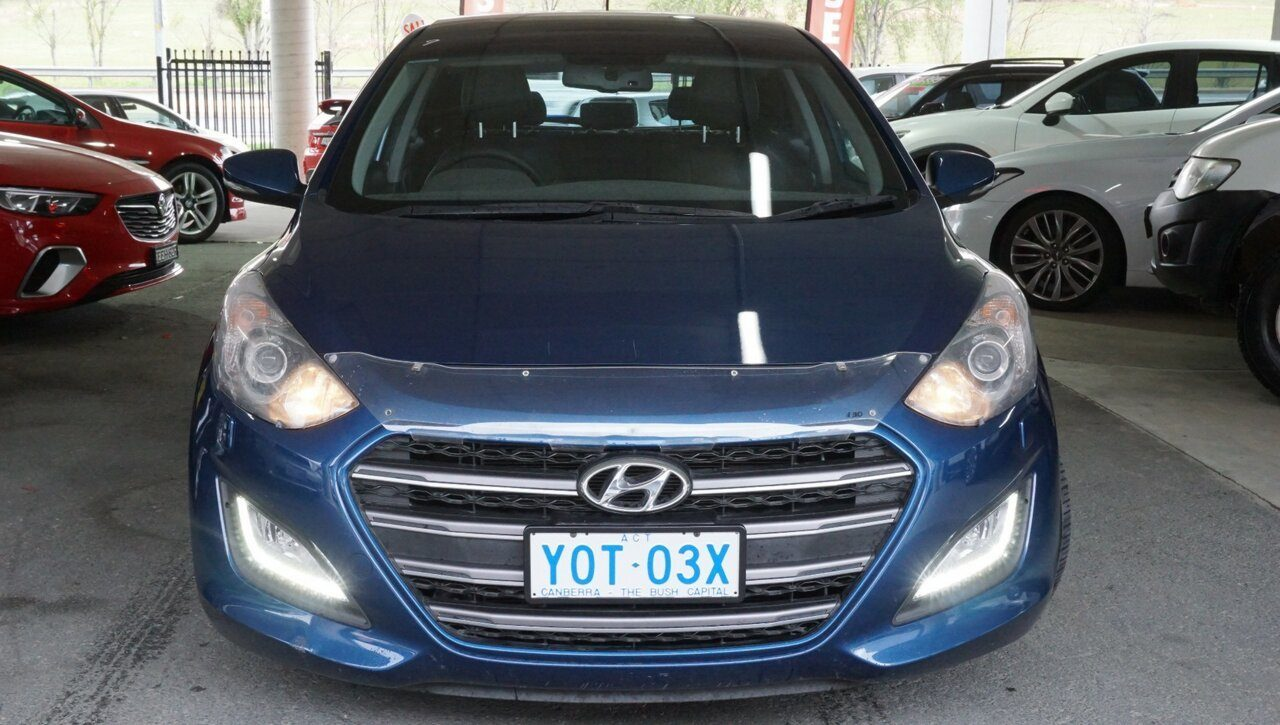 2015 Hyundai i30 SR GD4 Series II MY16