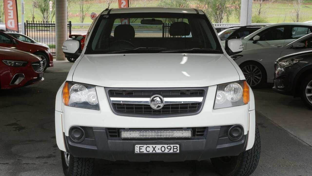 2010 Holden Colorado LX Space Cab 4x2 RC MY10