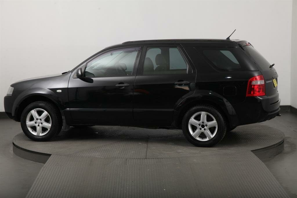2008 Ford Territory TX (RWD) SY MY07 Upgrade