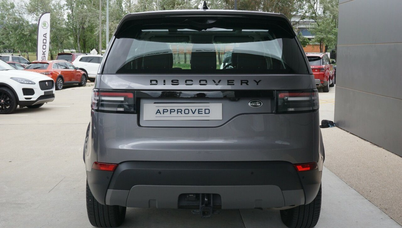 2019 Land Rover Discovery SE Series 5 L462 MY20