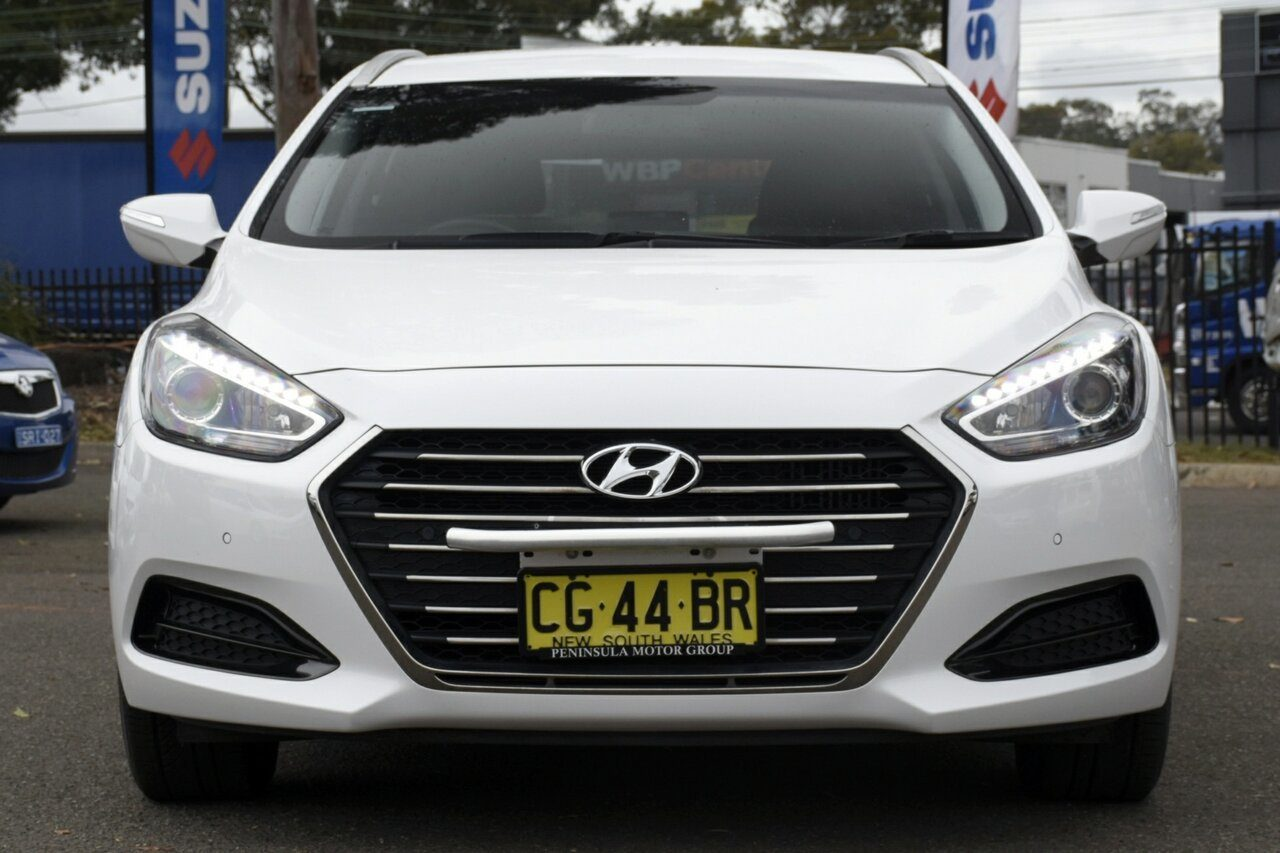 2016 Hyundai i40 Active Tourer D-CT VF4 Series II