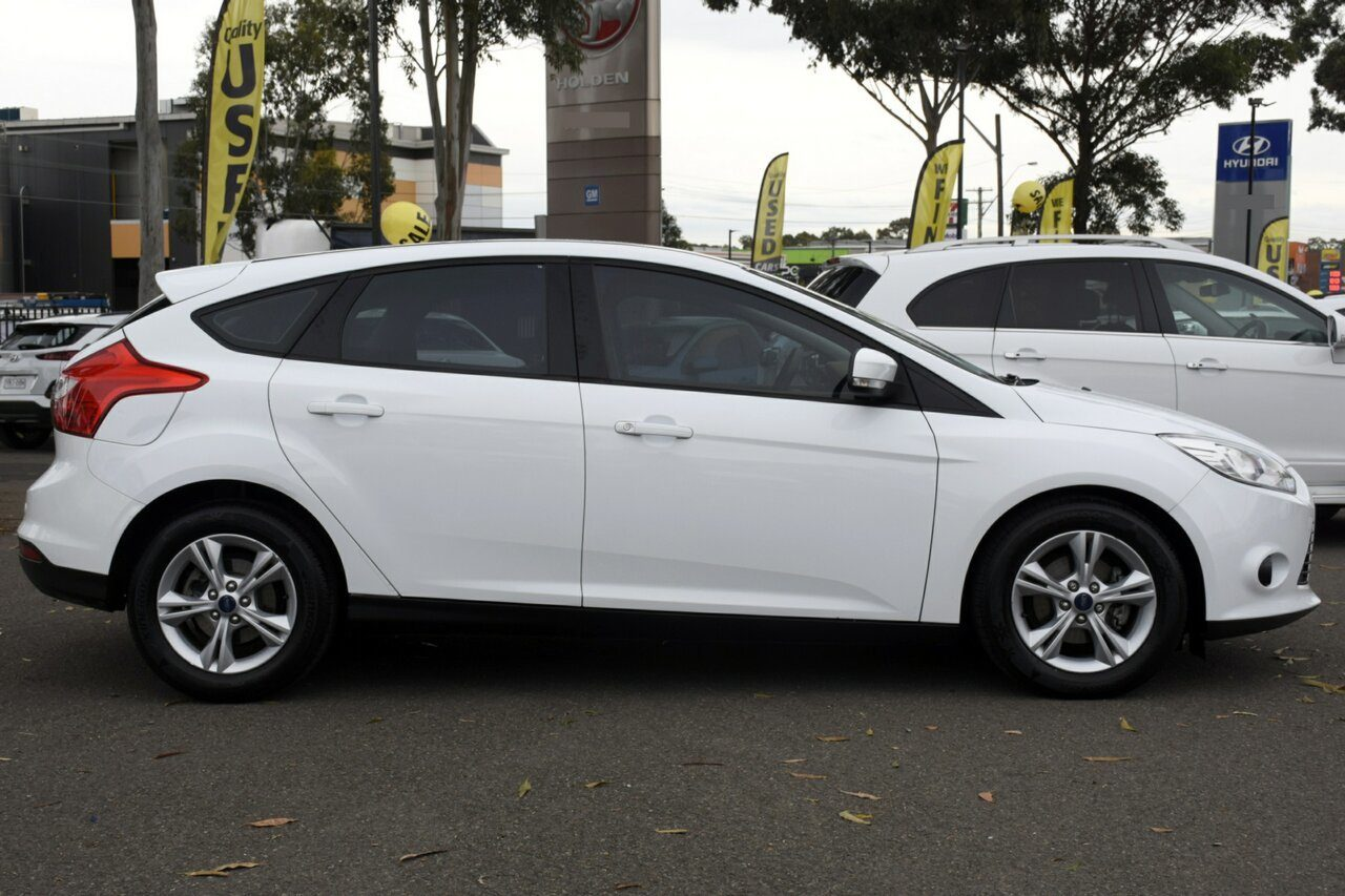 2014 Ford Focus Trend PwrShift LW MkII MY14