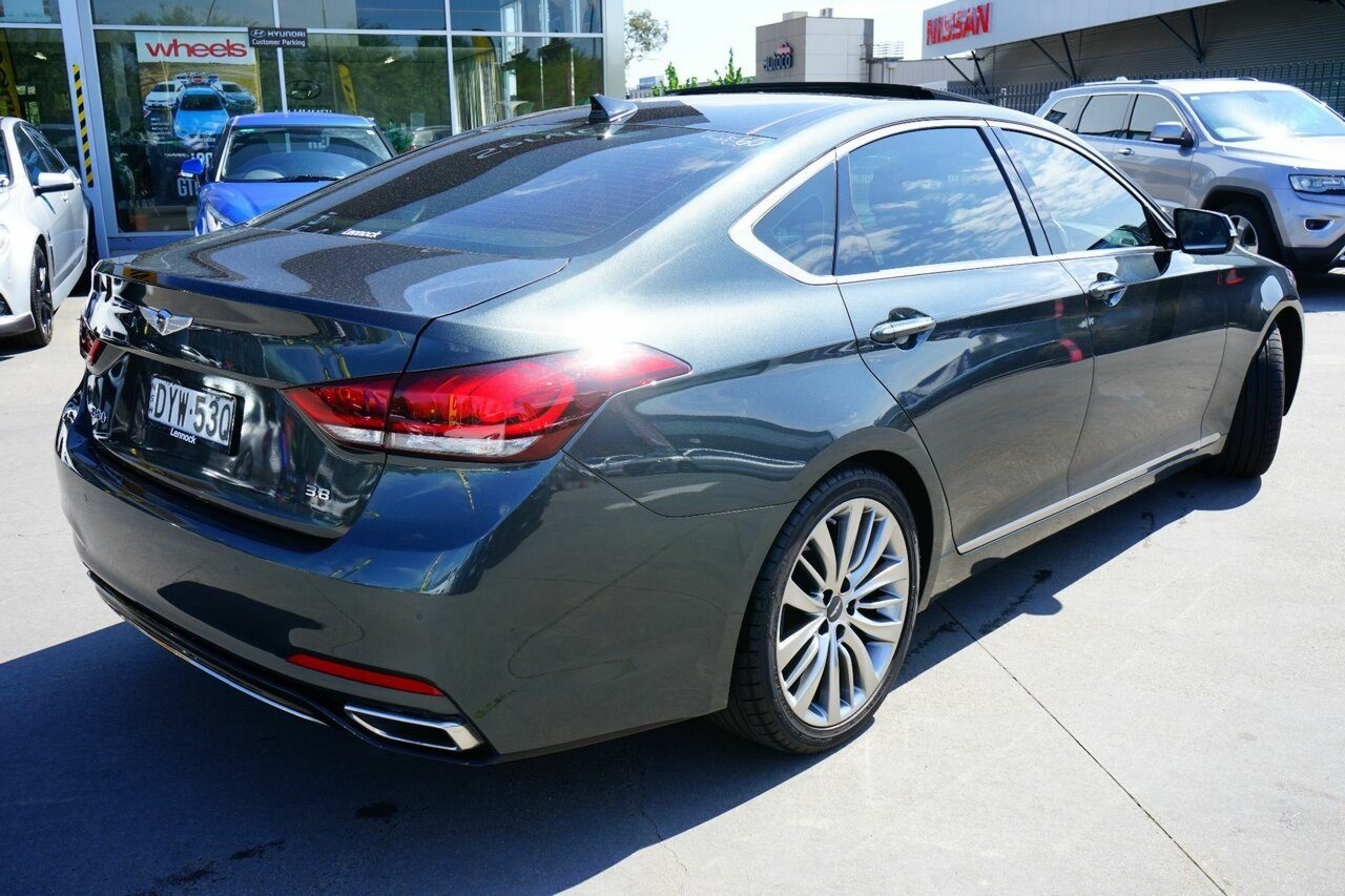 2018 Genesis G80 3.8 Ultimate DH MY19