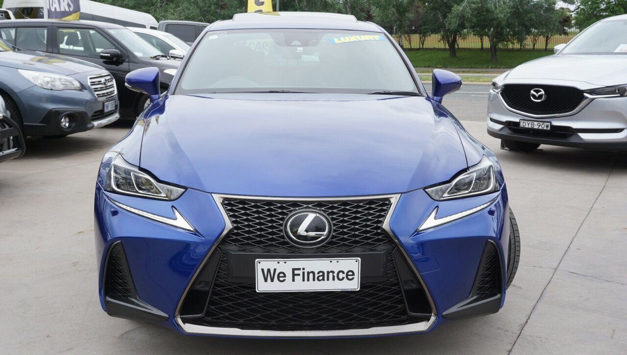 2017 Lexus IS IS350 F Sport GSE31R