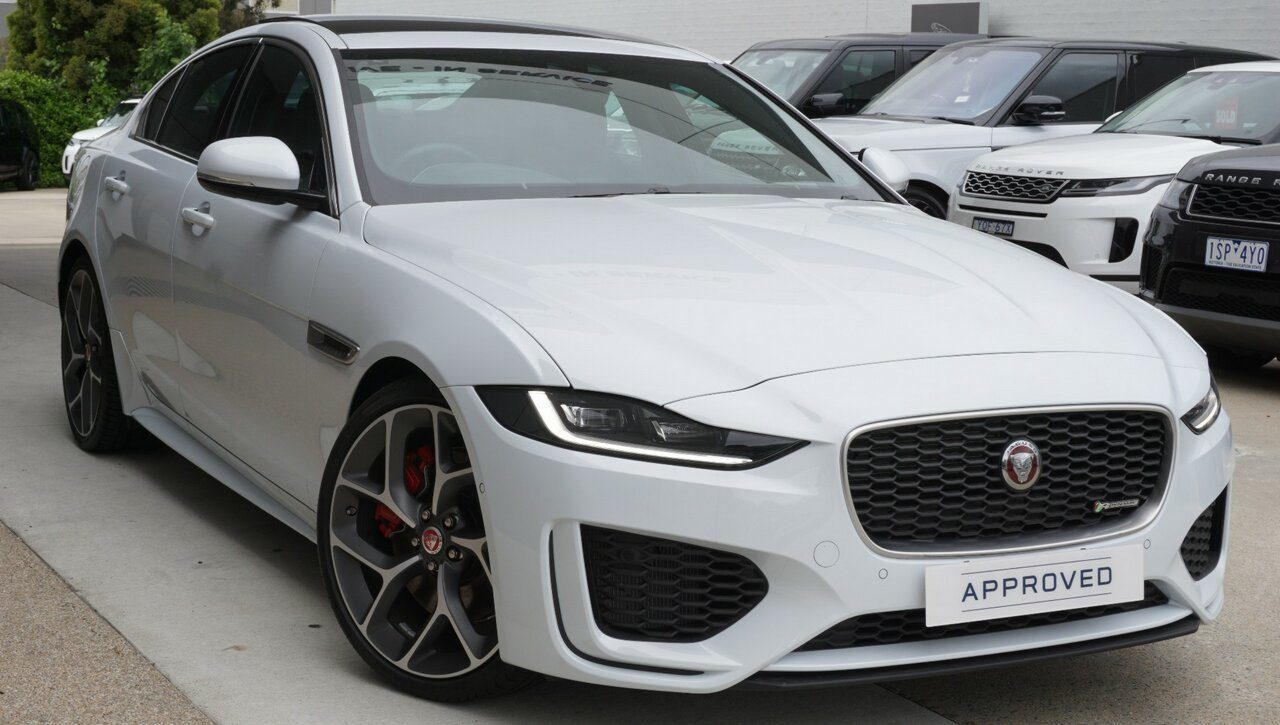 2020 Jaguar XE R-Dynamic HSE X760 MY20