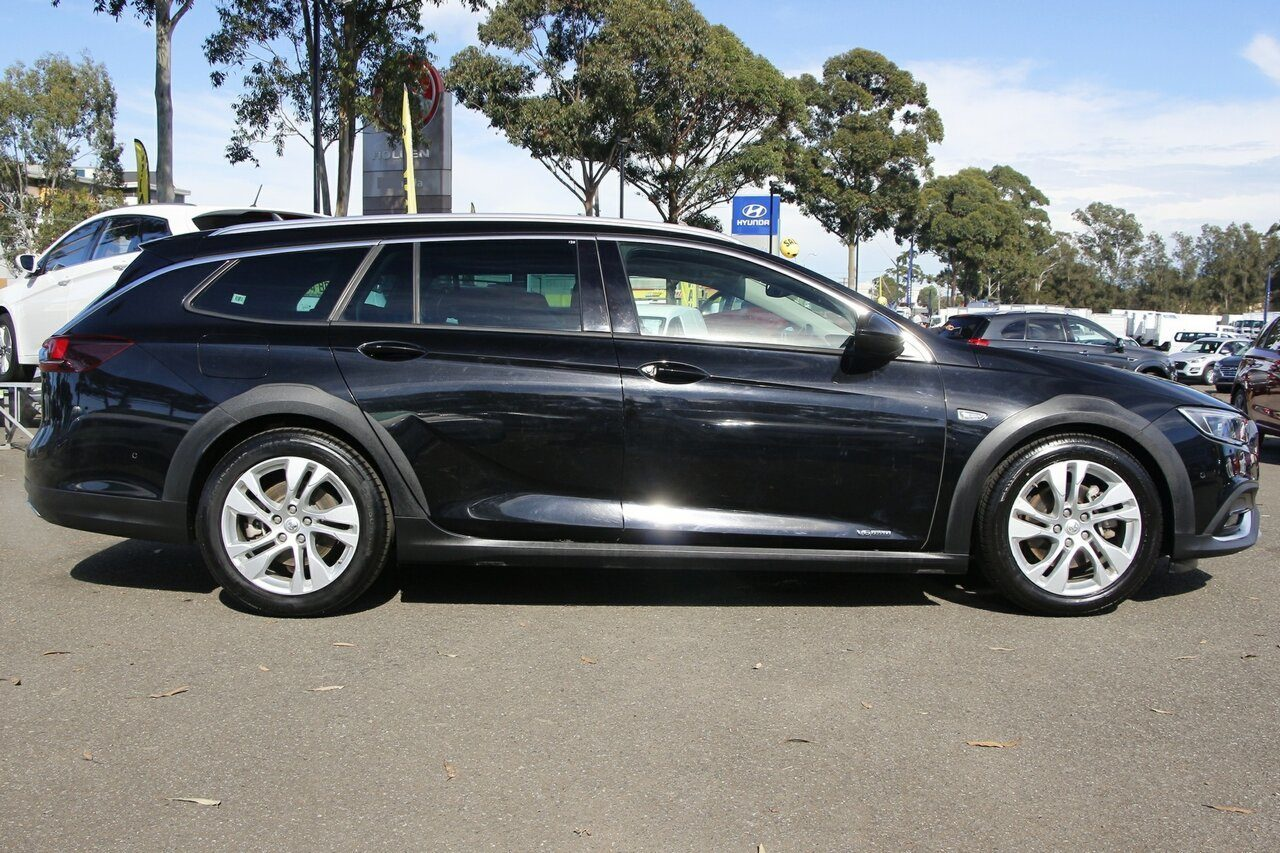 2018 Holden Calais V Tourer AWD ZB MY18