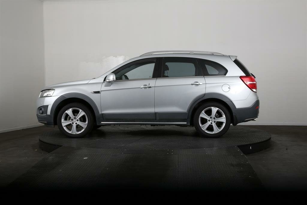 2014 Holden Captiva 7 LTZ (AWD) CG MY14