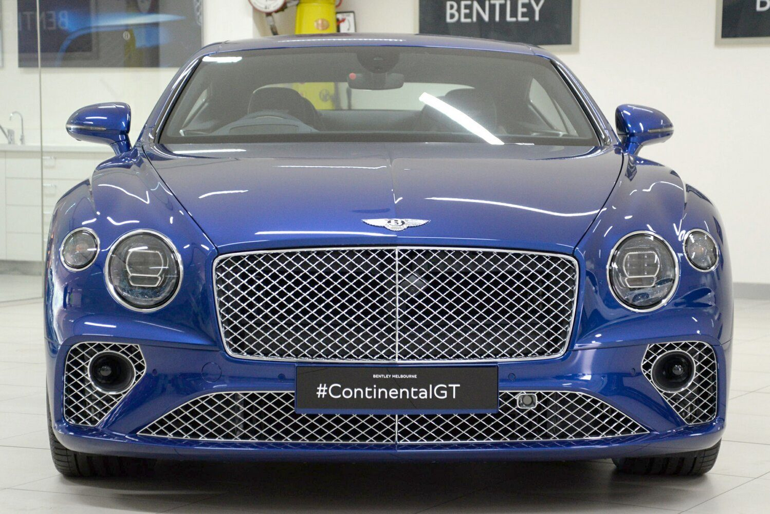 2018 Bentley Continental GT DCT 3S MY18
